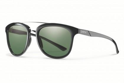 Smith CLAYTON/N D28/L7 Black Shiny - Green
