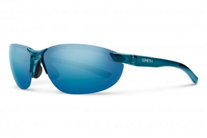 Smith PARALLEL 2 OXZ/JY Blue Crystal - Grey Blue Mirror