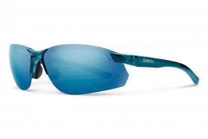 Smith PARALLEL MAX 2 OXZ/JY Blue Crystal - Greyblmirror