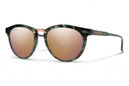 Smith QUESTA PHW/9V Havana Green - Pink Gold Multilayer