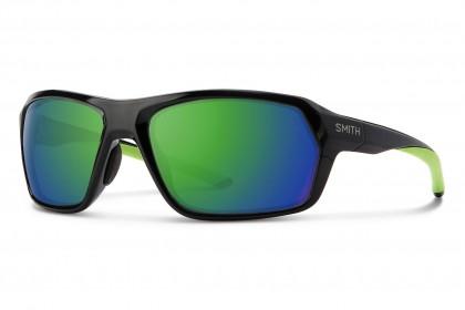 Smith REBOUND 7ZJ/X8 Black Green - Green Multilayer