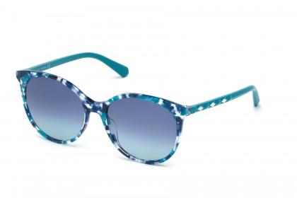 Swarovski SK0223 55W Blue - Blue