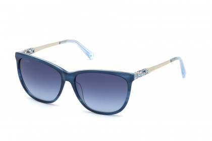 Swarovski SK0225 92W Blue - Blue