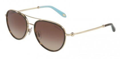 Tiffany 0TF3059 60913B Havana - Brown Gradient