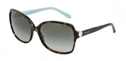 Tiffany 0TF4085H 80153M Havana - Green Gradient