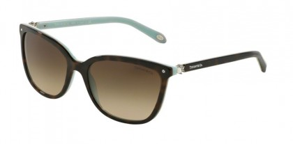 Tiffany 0TF4105HB 81343B Havana Blue - Brown Gradient