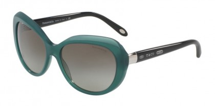 Tiffany 0TF4122 81953M Opal Green - Green Gradient