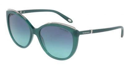 Tiffany 0TF4134B 81959S Green - Azure Gradient Blue