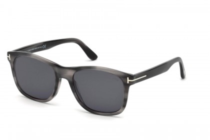 Tom Ford FT0595 ERIC-02 20A Grey Havana - Grey