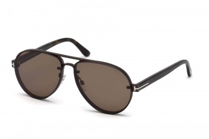 Tom Ford FT0622 ALEXEI-02 12J Dark Ruthenium - Roviex