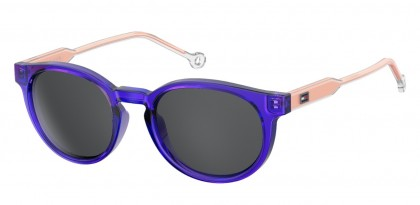 Tommy Hilfiger TH 1426/S Y58/DO Violet Pink - Grey