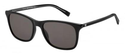 Tommy Hilfiger TH 1449/S A5X (NR) Black - Brown Grey