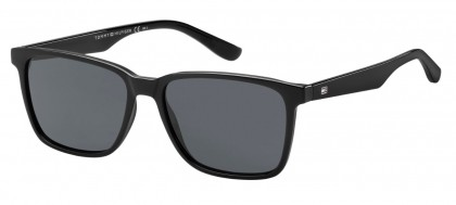 Tommy Hilfiger TH 1486/S 807/IR Black - Grey