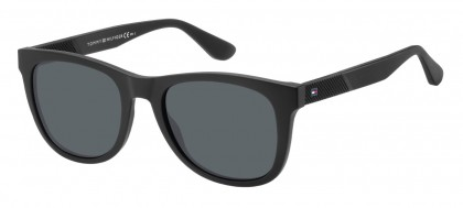 Tommy Hilfiger TH 1559/S 003/IR Matte Black - Grey