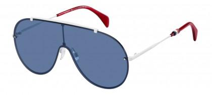 Tommy Hilfiger TH 1597/S VK6/KU White - Blue Grey