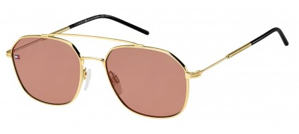 Tommy Hilfiger TH 1599/S EYR/4S Gold - Pink