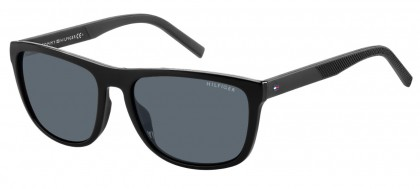 Tommy Hilfiger TH 1602/G/S 08A/IR Black - Grey