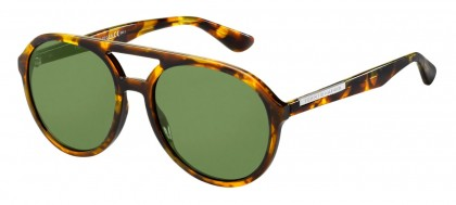 Tommy Hilfiger TH 1604/S 086/QT Dark Havana - Green