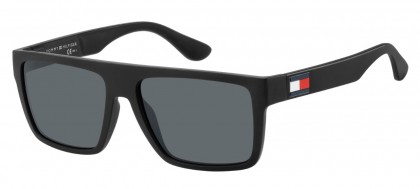 Tommy Hilfiger TH 1605/S 003/IR Matte Black - Grey
