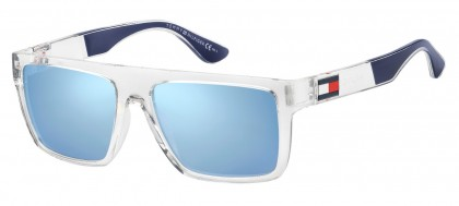 Tommy Hilfiger TH 1605/S RHB/3J Crystal - Azure
