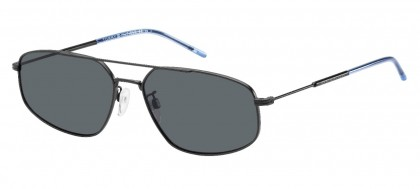 Tommy Hilfiger TH 1628/G/S 003/IR Matte Black - Grey