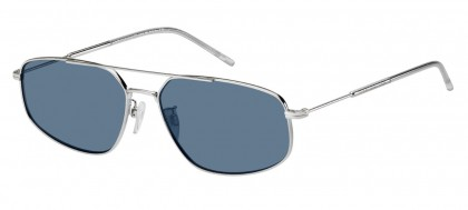 Tommy Hilfiger TH 1628/G/S 010/KU Palladium - Blue