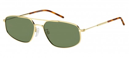 Tommy Hilfiger TH 1628/G/S J5G/O7 Gold - Green