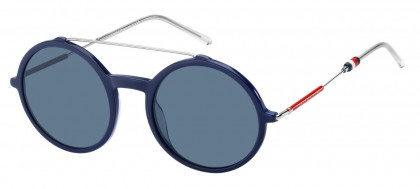 Tommy Hilfiger TH 1644/S PJP/KU Blue - Blue