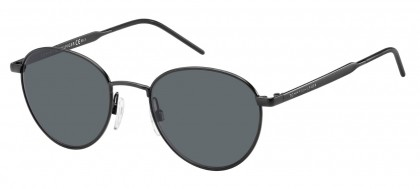 Tommy Hilfiger TH 1654/S 003/IR Matte Black - Grey