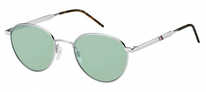 Tommy Hilfiger TH 1654/S 010/QT Palladium - Green