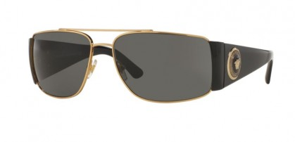 Versace 0VE2163 100287 Gold - Gray