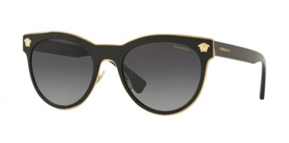 Versace 0VE2198 1002T3 Black - Polar Grey Gradient