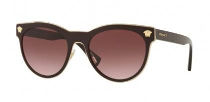 Versace 0VE2198 12528H Burgundy - Pink Gradient Dark Violet