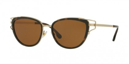 Versace 0VE2203 144073  Havana Pale Gold - Brown