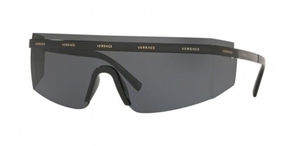 Versace 0VE2208 100987 Black - Grey