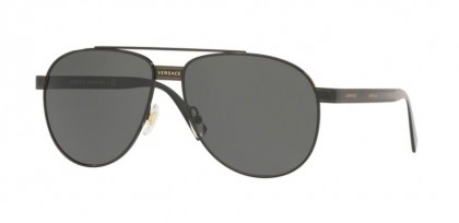 Versace 0VE2209 100987 Black - Grey
