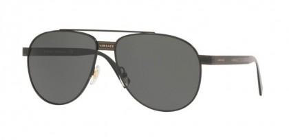 Versace 0VE2209 100987 Black - Grey