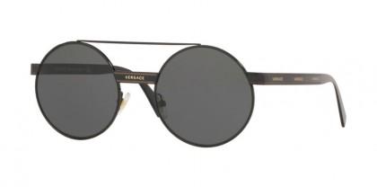 Versace 0VE2210 100987 Black - Grey