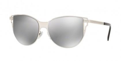 Versace 0VE2211 10006G Silver - Light Grey Mirror Silver 80?