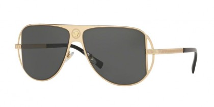 Versace 0VE2212 100287 Gold - Grey