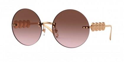 Versace 0VE2214 14125M Pink Gold - Pink Gradient Grey