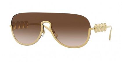 Versace 0VE2215 100213 Gold - Brown Gradient