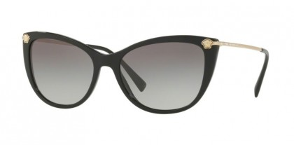 Versace 0VE4345B GB1/11 Black - Gray Gradient