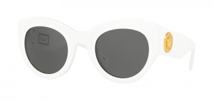 Versace 0VE4353 401/87 White - Grey
