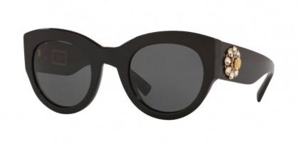 Versace 0VE4353BM 531487 Black - Grey