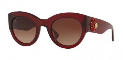 Versace 0VE4353BM 531713 Burgundy - Brown Gradient
