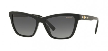 Versace 0VE4354B GB1/T3  Black - Polar Grey Gradient