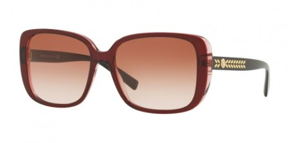 Versace 0VE4357 529013  Transparent Red - Pink Gradient