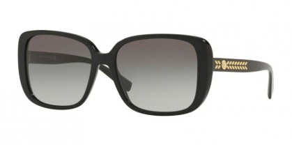 Versace 0VE4357 GB1/11  Black - Grey Gradient