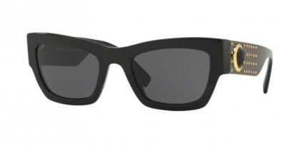 Versace 0VE4358 529587  Black - Grey